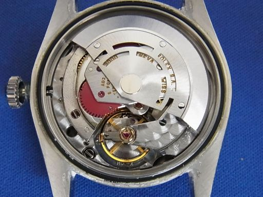 the best attitude 847b3 1f27b ロレックス エクスプローラーⅠ Ref.14270 オーバーホール|時計 ...