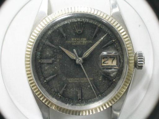 490ef51442 ロレックス・デイトジャストRef.1601|時計修理工房(有)友輝
