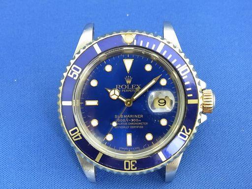 buy popular 2f549 dc16b 格安・激安オーバーホールの危険性|時計修理工房(有)友輝